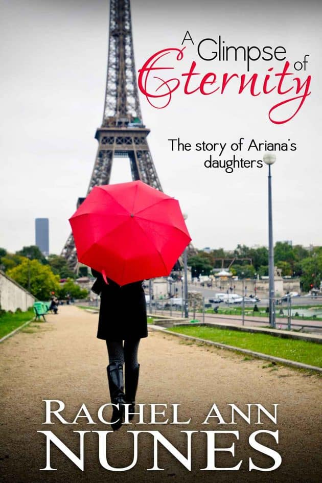 Cover for A Glimpse of Eternity