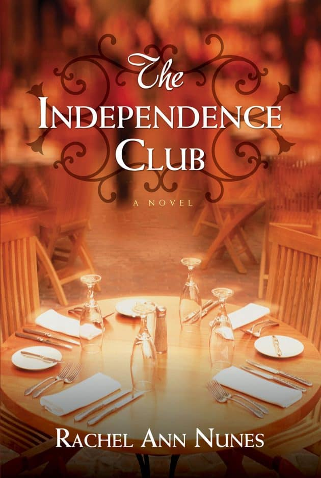 Cover for The Independence Club